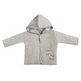 Nini Dívčí kabátek - šedý
