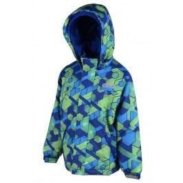 PIDILIDI Chlapecká lyžařská bunda - barevná