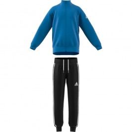 adidas Chlapecká tepláková souprava - modrá