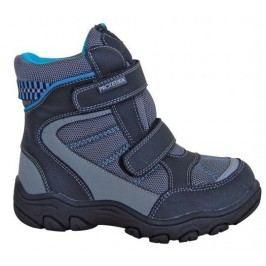 Protetika Chlapecké zimní boty Froz - šedé