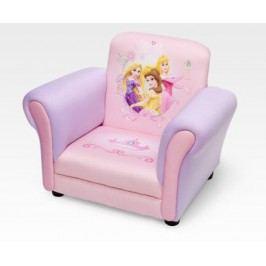 Delta Disney dětské čalouněné křesílko Princezny