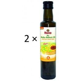 Holle BIO dětský olej 2×250ml