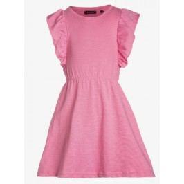 Blue Seven Dívčí šaty - růžové