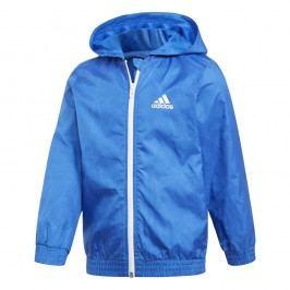 adidas Chlapecká bunda LK WINDBREAKER - modrá