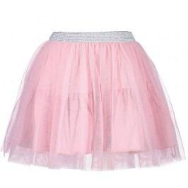 Blue Seven Dívčí tylová sukně - růžová