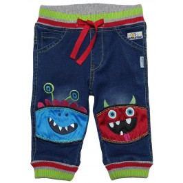 Gelati Chlapecké kalhoty Monster - barevné
