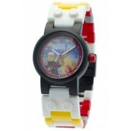 LEGO® Watch & Clock Chlapecké hodinky City Fireman - barevné