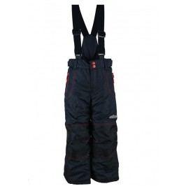 PIDILIDI Dívčí lyžařské kalhoty - černé