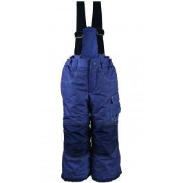 PIDILIDI Chlapecké lyžařské kalhoty - modré