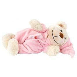 Bayer Design Měkoučký medvídek Spinkánek růžový