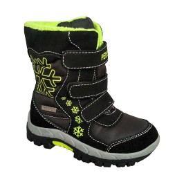 Peddy Chlapecké sněhule - černo-zelené