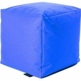 BulliBag Sedací kostka - modrá