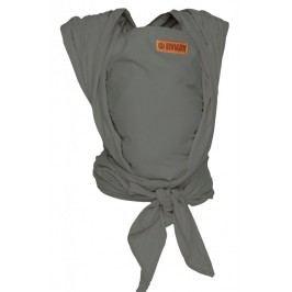 ByKay šátek WOVEN WRAP DeLuxe Steel Grey (vel. 7)
