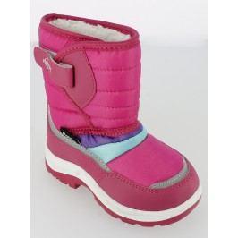 V+J Dívčí sněhule - růžové