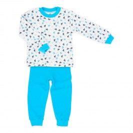 Makoma Chlapecké pyžamo Bambi - barevné