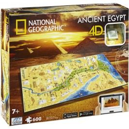 4D CITYSCAPE Puzzle - Starověký Egypt (National Geographics)