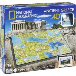 4D CITYSCAPE Puzzle - Starověké Řecko (National Geographics)