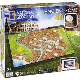 4D CITYSCAPE Puzzle - Starověký Řím (National Geographics)