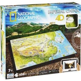 4D CITYSCAPE Puzzle - Starověká Čína (National Geographics)