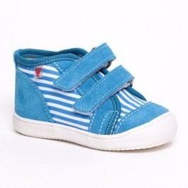 RAK Chlapecké kotníkové tenisky Robin - modré