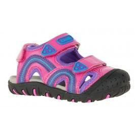 Kamik Dívčí sandály SEATURTLE - růžovo-fialové