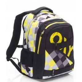 Karton P+P Anatomický batoh OXY One - žlutý