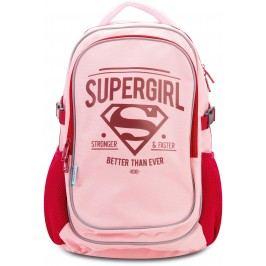BAAGL Školní batoh s pončem Supergirl – ORIGINAL