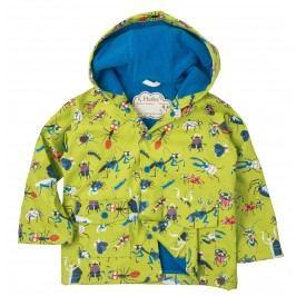 Hatley Chlapecká bunda proti dešti - zelená