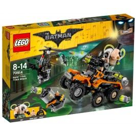LEGO® Batman Movie 70914 Bane™ a útok s náklaďákem plným jedů