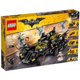 LEGO® Batman 70917 Movie Úžasný Batmobil