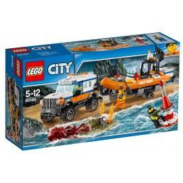 LEGO® City 60165 Coast Guard Vozidlo zásahové jednotky 4x4