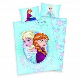 Herding Dětské oboustranné povlečení Frozen, 100x135 cm/40x60 cm