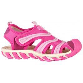 ALPINE PRO Dívčí sandály Jordan - růžové