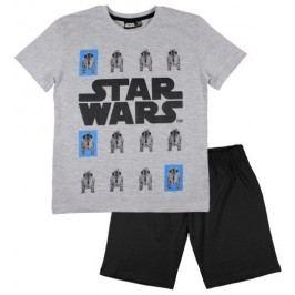 E plus M Chlapecké pyžamo Star Wars - černý