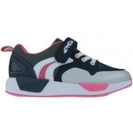 Primigi Dívčí sportovní tenisky - modro-růžové