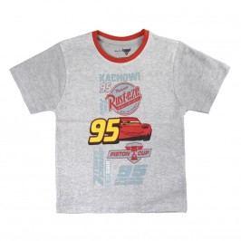 Disney Brand Chlapecké tričko Cars 3 - šedé