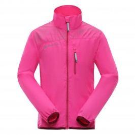 ALPINE PRO Dívčí bunda Mimoco 2 - růžová