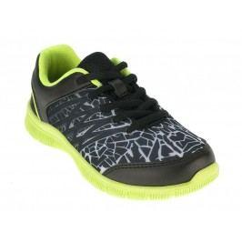 Beppi Chlapecké sportovní tenisky - černé