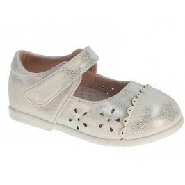Beppi Dívčí balerínky - stříbrné