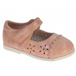 Beppi Dívčí balerínky - růžové