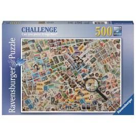 Ravensburger Známky, 500 dílků