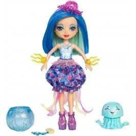 MATTEL Enchantimals Panenka Jessa a medúza