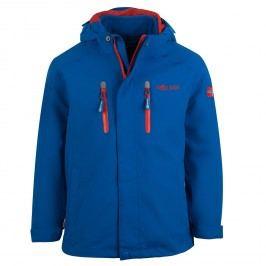 Trollkids Dětská bunda 3v1 Myrdal - modrá