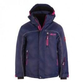 Trollkids Dívčí zateplená bunda Holmenkollen - tmavě modrá