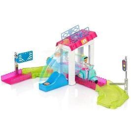 MATTEL Barbie mini Pošta herní set