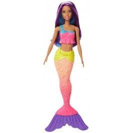 MATTEL Barbie mořská panna - fialové vlasy