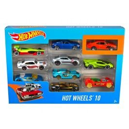 Hot Wheels Angličák 10pack