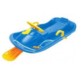 Sulov Bob plastový s volantem - modrý