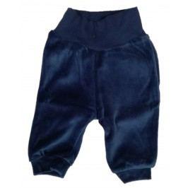 Carodel Chlapecké tepláky s pejskem - tmavě modré