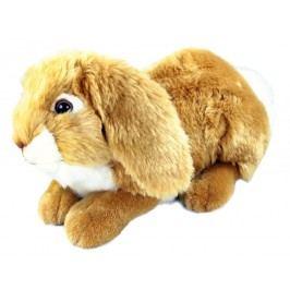 Rappa Plyšový králík ležící, 30 cm